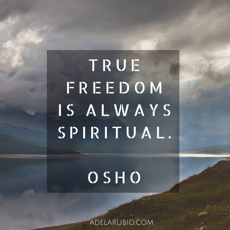 Osho - Freedom