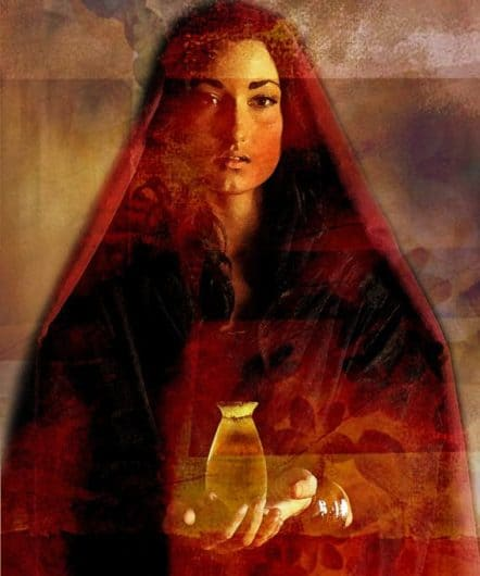 Mary Magdalene Power Archetype